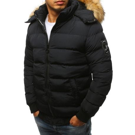 best website f4d3c e7f27 Trendy giacca invernale trapuntata colore nero