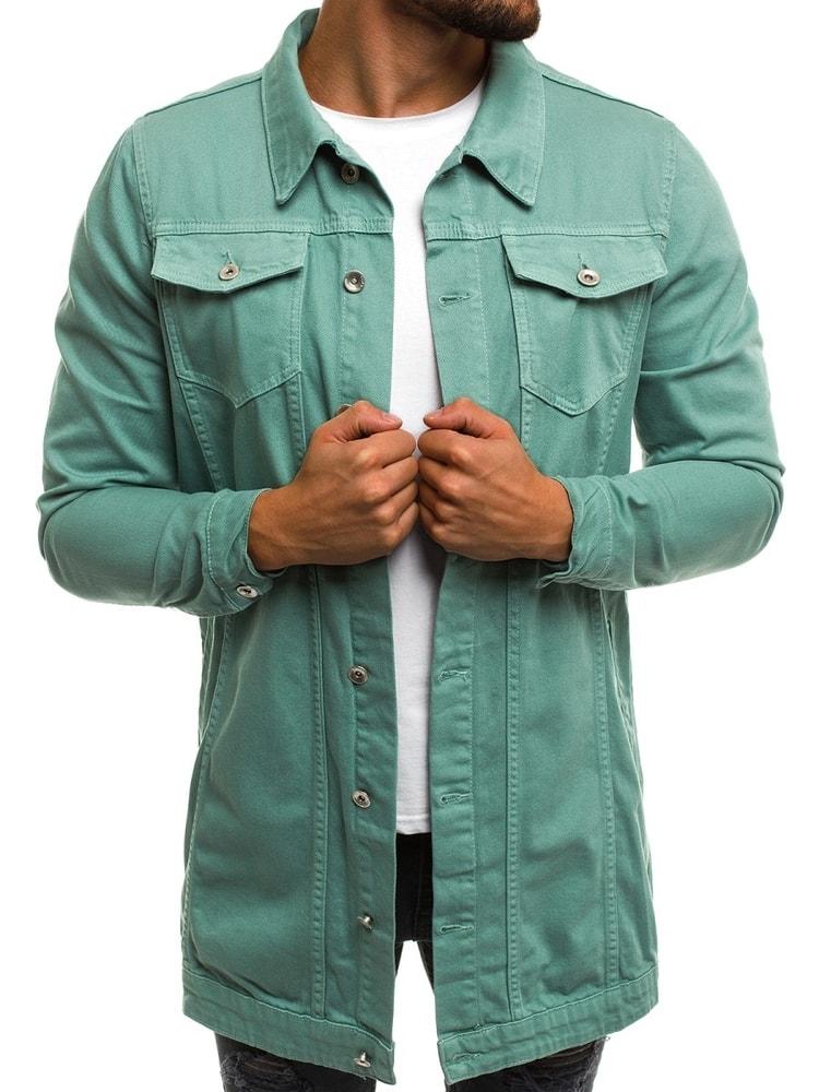 Siiuomo.it - Giacca di jeans alla moda da uomo OT 2038K 4 - Giacca ... 902f6fb9213