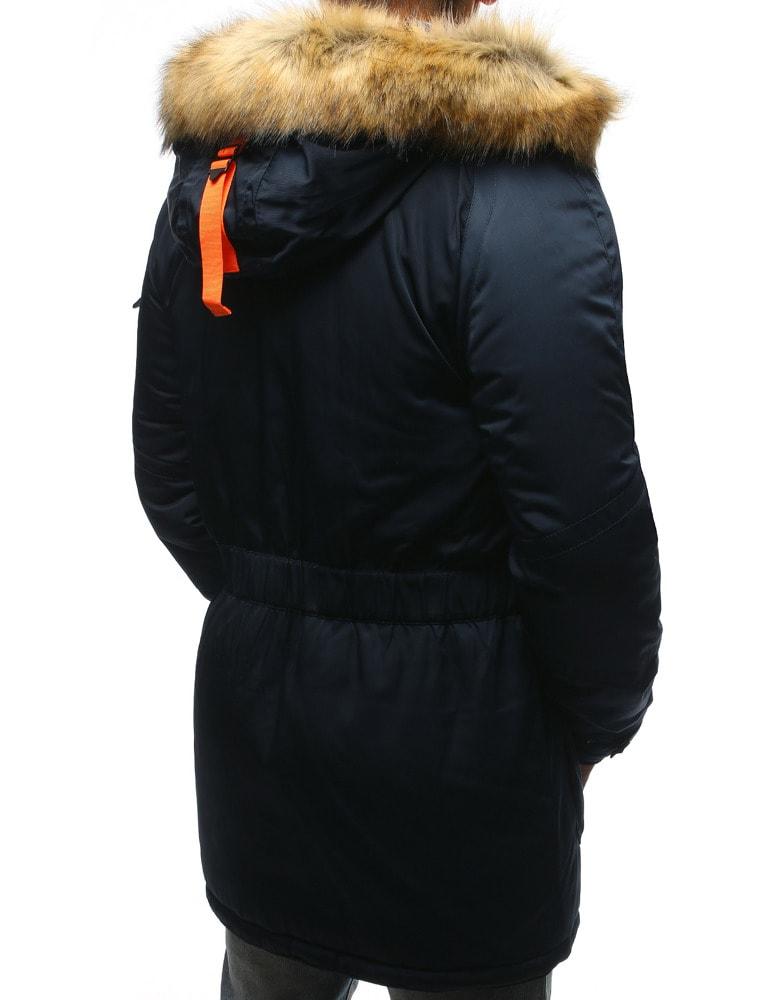 Siiuomo.it - Giacca invernale da uomo colore moderno blu - Dstreet ... afb155759ba