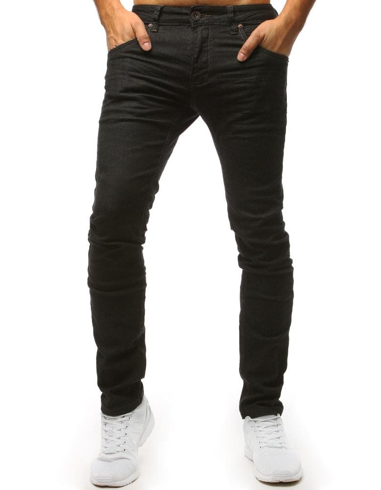 uomo da Dstreet Siiuomo elasticizzati it Jeans Jeans neri vXa7q f490041c3bd