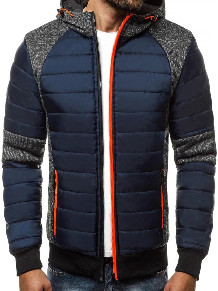 Blu Giacca Siiuomo Sportiva Stile it Nel Moderno Ozonee Invernale tPqrw7xnCq